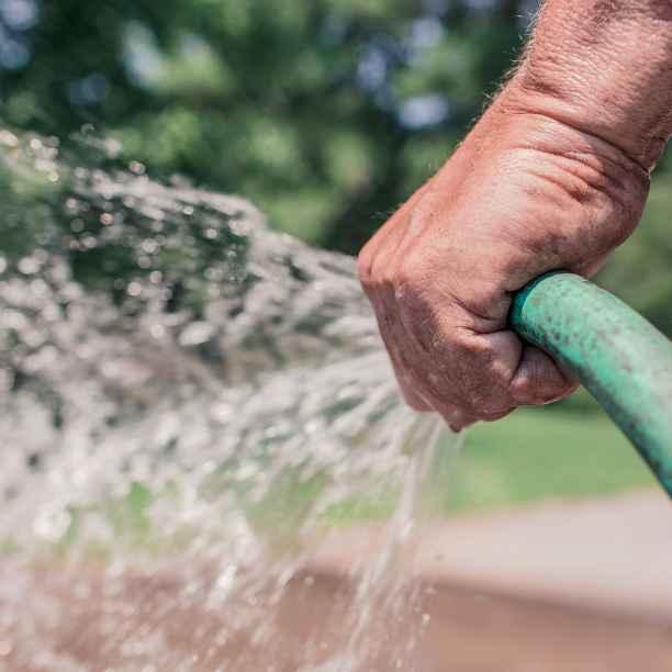 Beleggen en het waterverbruik verminderen