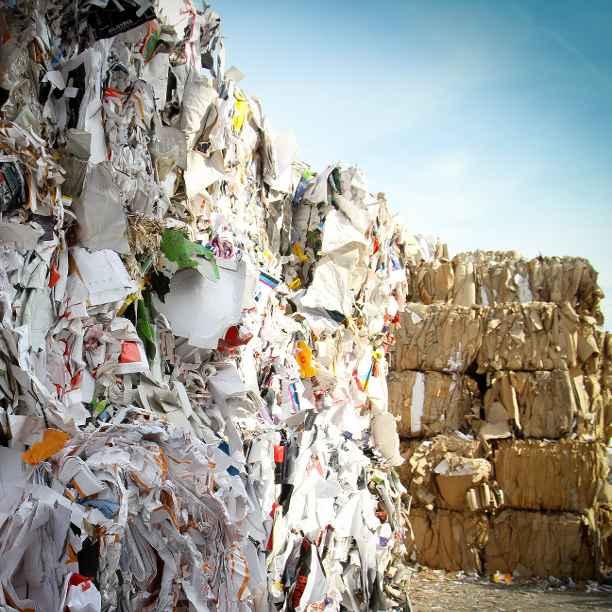 Kan een belegging de afvalberg helpen verkleinen?