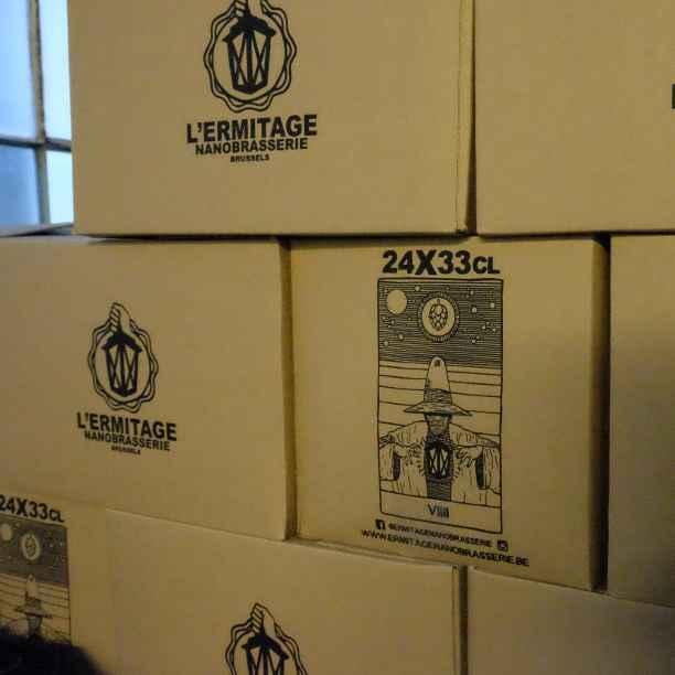 Brasserie de l'Ermitage: des bières 100% bruxelloises