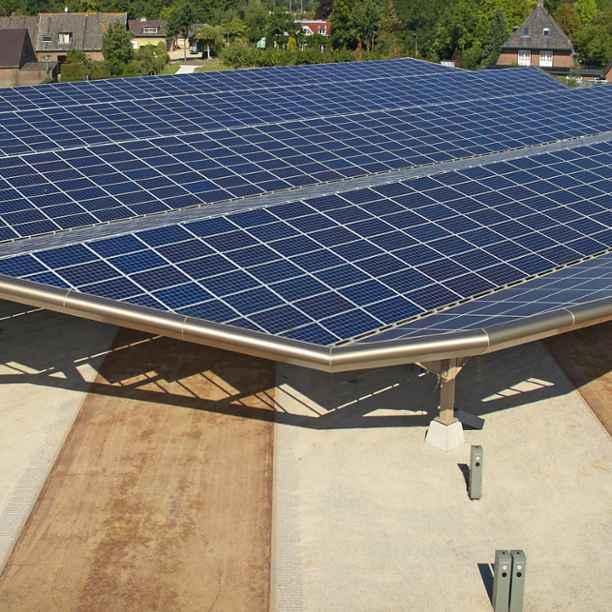 SolarEdge combat l'ombre