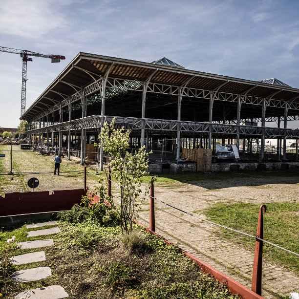 Van industrieel erfgoed naar ecologische lofts