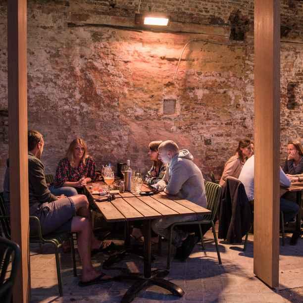 De Republiek in Brugge: Belgisch erfgoed gerenoveerd