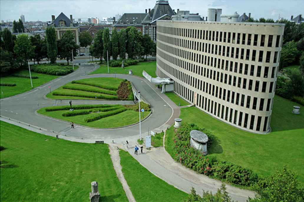 Campus VUB - Photo : VUB