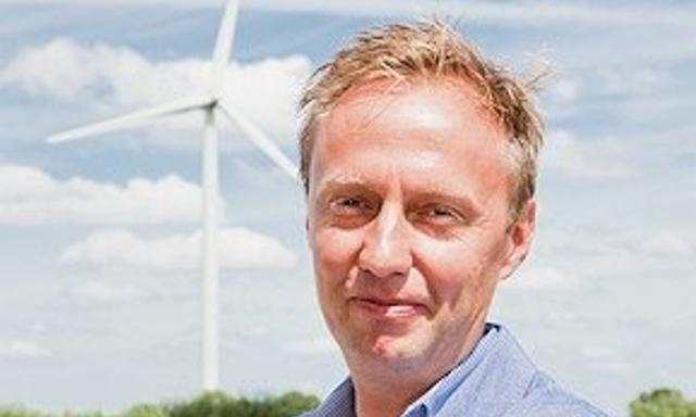 Storm Windpark Wachtebeke